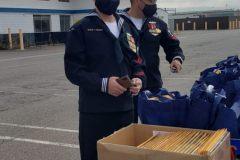 USS Oakland CLCS-24) Pictures